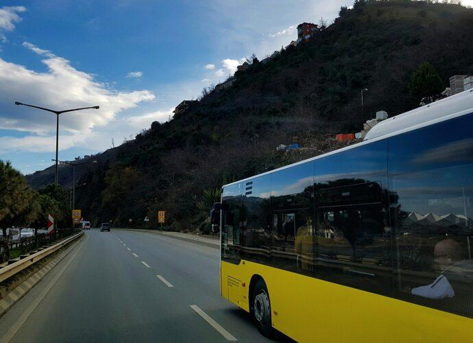 bus europe